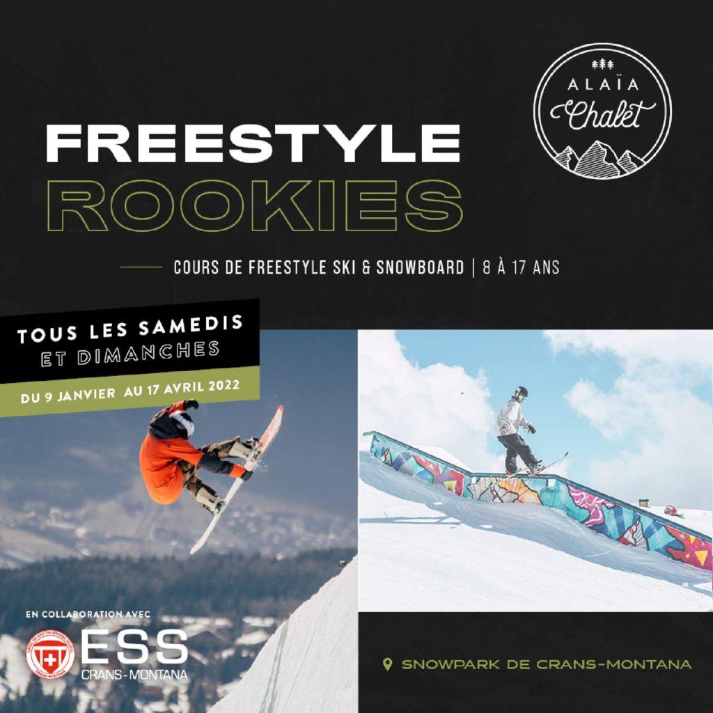 FREESTYLE ROOKIES EST DE RETOUR !
